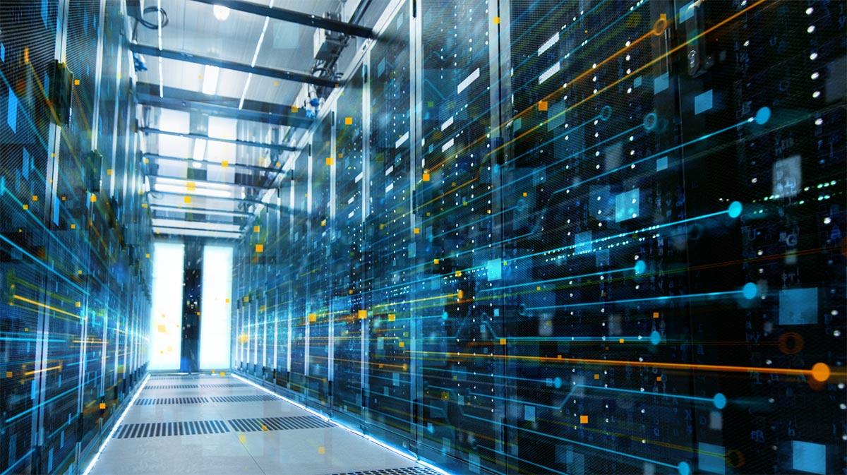 Smart datarumn